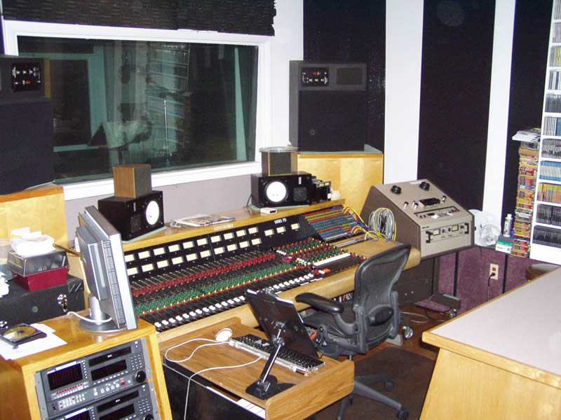 South Florida Recording Studio Pompano Beach Professional